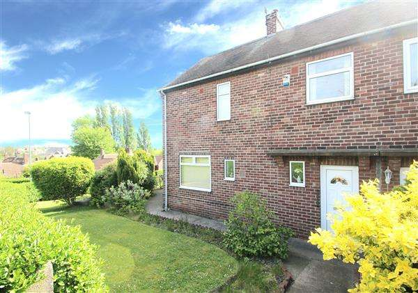 3 Bedrooms Semi Detached House for sale in Meadow Rise, Hemsworth