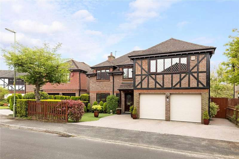 4 Bedrooms Detached House for sale in The Drove, Horton Heath, Eastleigh, Hampshire, SO50