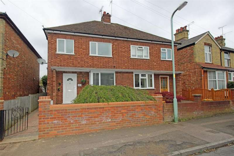 3 Bedrooms Semi Detached House for sale in Haycroft Road, Stevenage, Hertfordshire