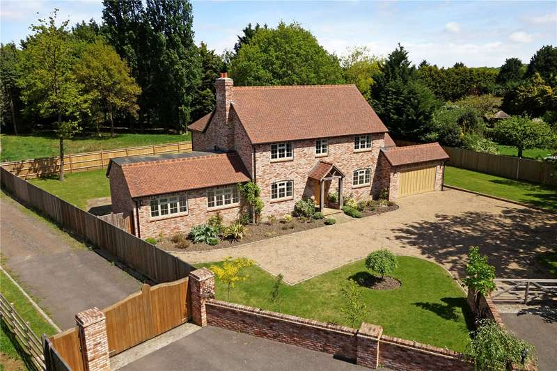 4 Bedrooms Detached House for sale in Church Lane, Bisley, Woking, Surrey, GU24