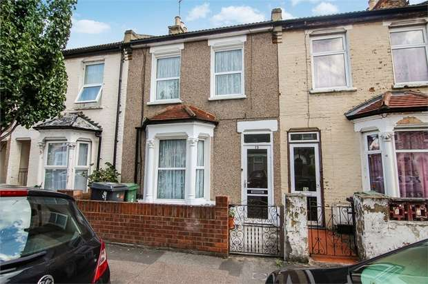 2 Bedrooms Terraced House for sale in Springfield Road, Walthamstow, London