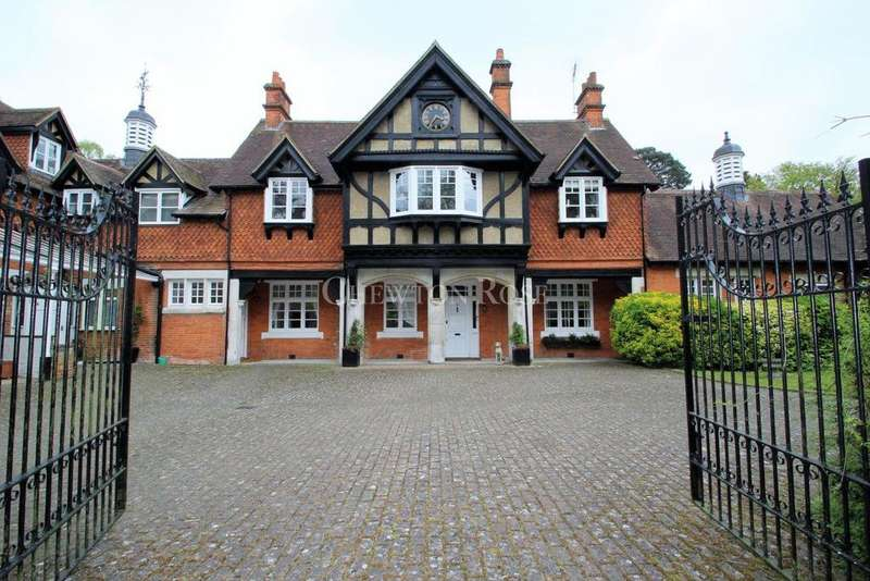 2 Bedrooms Apartment Flat for sale in Prince Albert Drive, Ascot