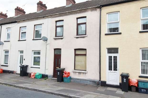 2 Bedrooms Terraced House for sale in Witham Street, NEWPORT