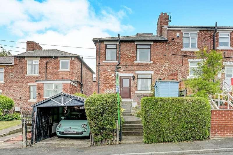 2 Bedrooms Property for sale in Noel Terrace, Winlaton Mill, Blaydon-On-Tyne, NE21