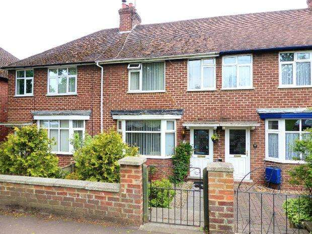 3 Bedrooms Terraced House for sale in Ruscote Avenue, Banbury