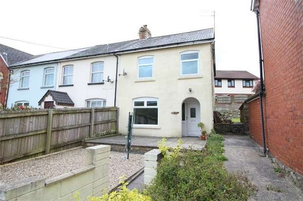 3 Bedrooms Cottage House for sale in Harpers Road, Garndiffaith, PONTYPOOL, Torfaen