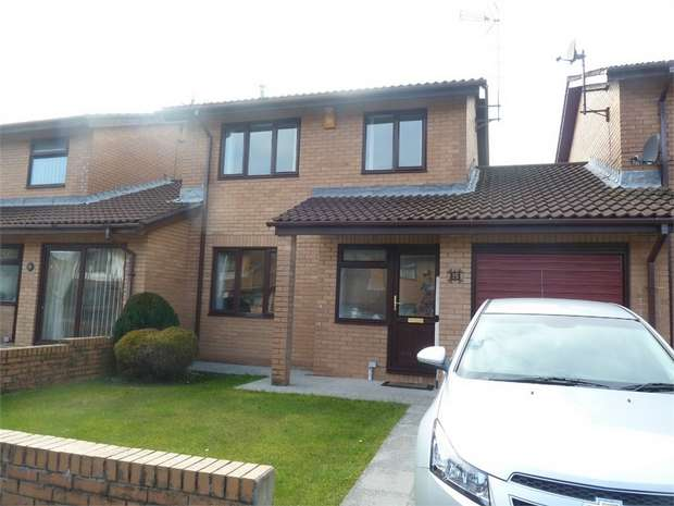 3 Bedrooms Terraced House for sale in Fairmeadows, Cwmfelin, Maesteg, Mid Glamorgan
