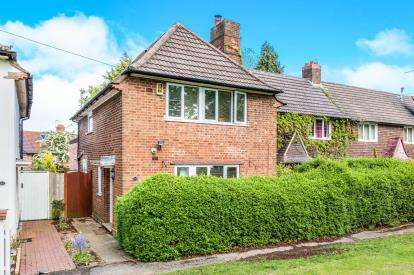 3 Bedrooms End Of Terrace House for sale in Shenley Fields Road, Birmingham, West Midlands