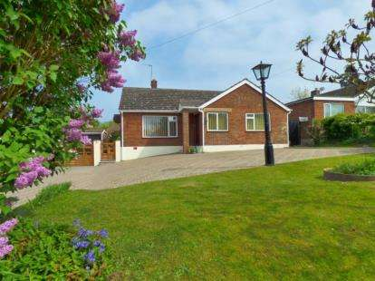 3 Bedrooms Bungalow for sale in Chappel, Colchester, Essex