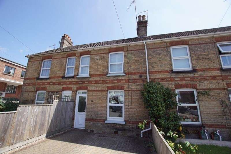 2 Bedrooms Terraced House for sale in North Road, Lower Parkstone, Poole