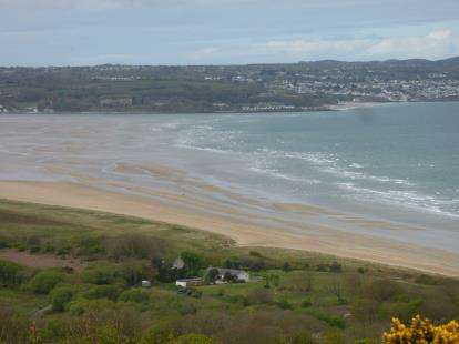3 Bedrooms Bungalow for sale in Llanddona, Beaumaris, Sir Ynys Mon, North Wales, LL58