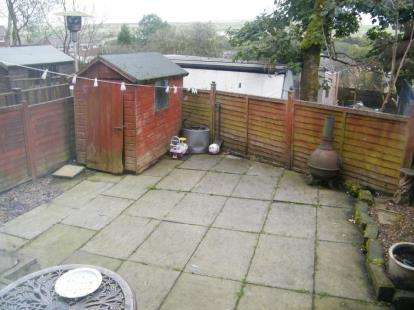 3 Bedrooms Terraced House for sale in Burnley Road, Weir, Bacup, Lancashire, OL13