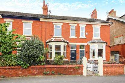3 Bedrooms Terraced House for sale in Belmont Road, Lytham St. Annes, Lancashire, England, FY8