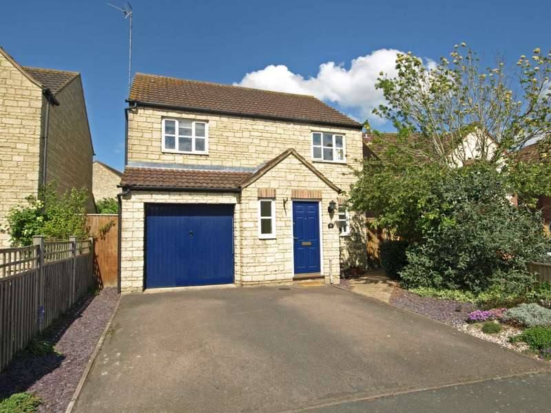 4 Bedrooms Detached House for sale in Goldcrest Way, Bicester