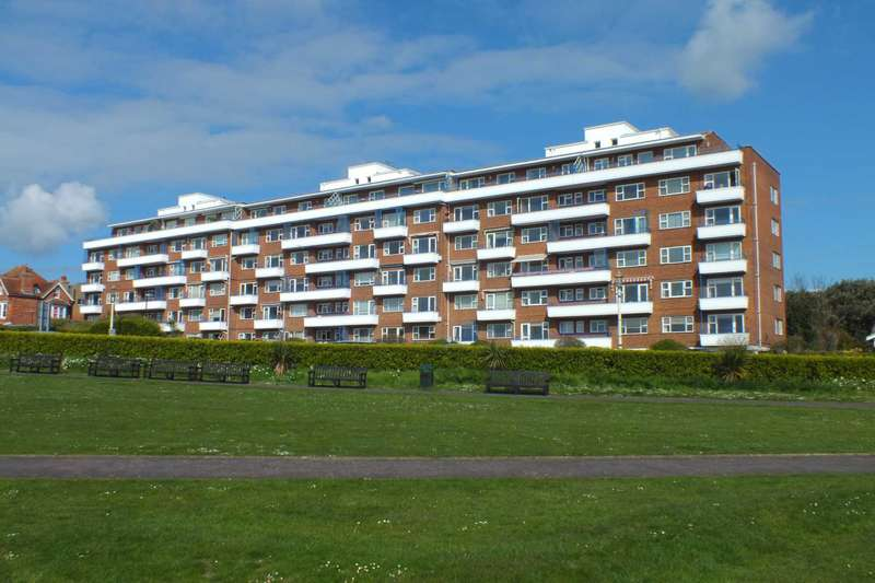 2 Bedrooms Flat for sale in 1 Dolphin Court, Cliff Road, Eastbourne BN20 7XD