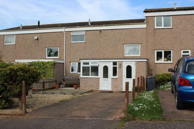 3 Bedrooms Terraced House for sale in Sturges Road, Exmouth