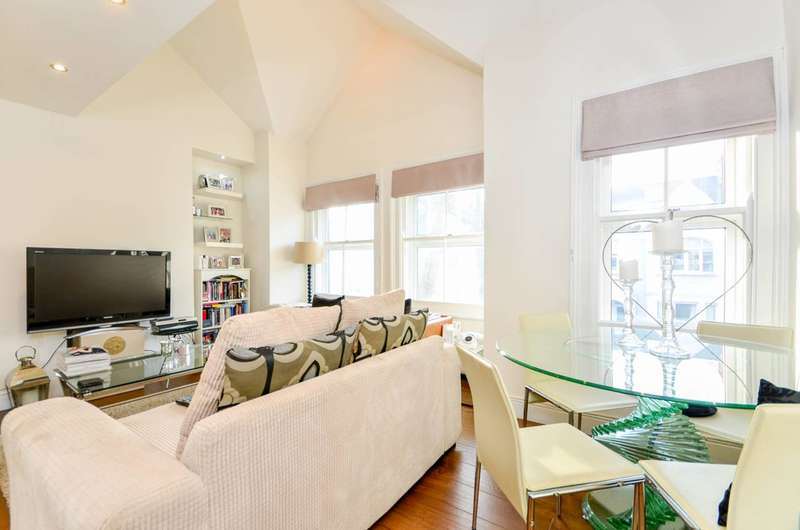 3 Bedrooms Maisonette Flat for sale in Wandsworth Bridge Road, South Park, SW6