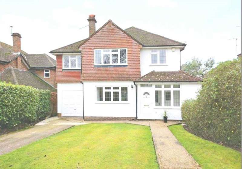 4 Bedrooms Detached House for sale in Williams Way, Radlett