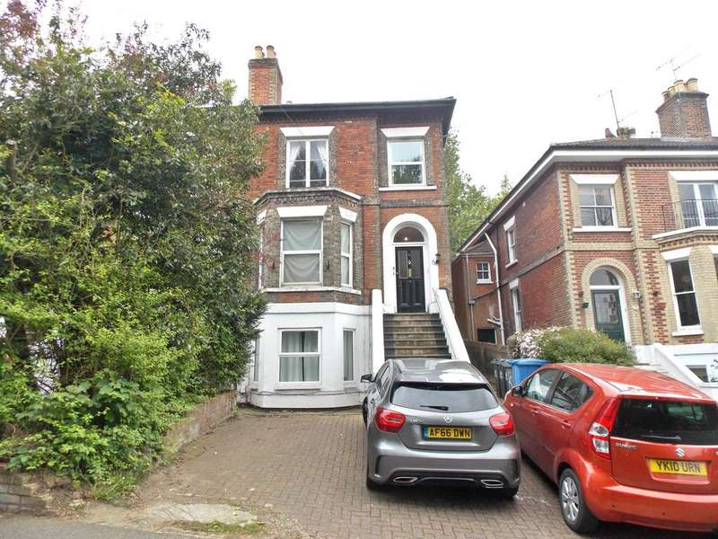 2 Bedrooms Maisonette Flat for sale in Willoughby Road, Ipswich, Suffolk IP2