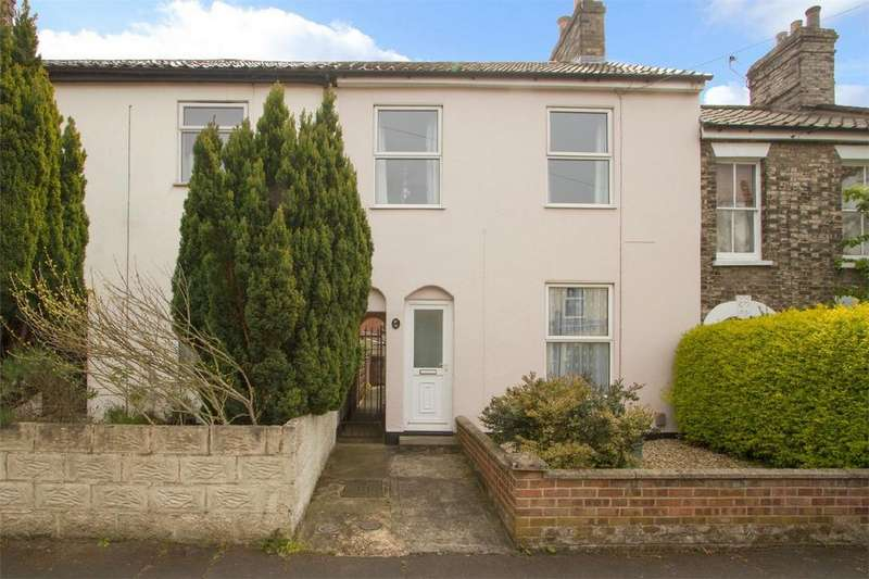 3 Bedrooms Terraced House for sale in Cambridge Street, Norwich, Norfolk