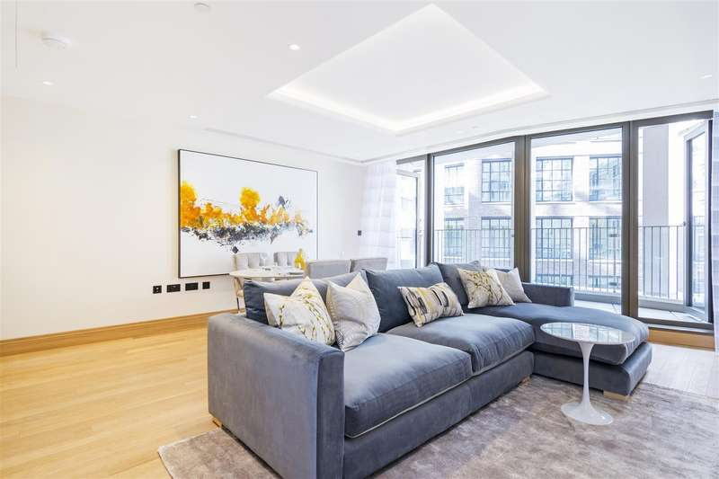 3 Bedrooms Flat for sale in Cleland House, 32 John Islip Street, Westminster