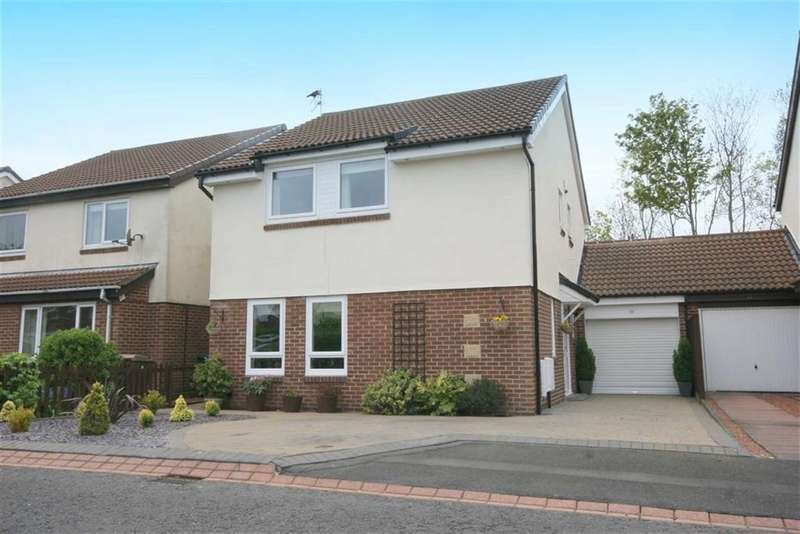 4 Bedrooms Property for sale in Cheldon Close, Whitley Bay, Tyne And Wear, NE25