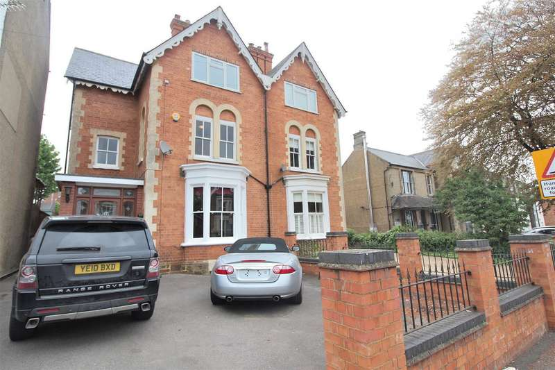 6 Bedrooms Semi Detached House for sale in Midland Road, Wellingborough