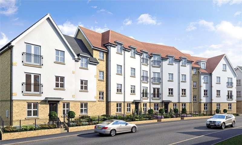 2 Bedrooms Flat for sale in Regents Court, South Street, Bishop's Stortford, Hertfordshire, CM23