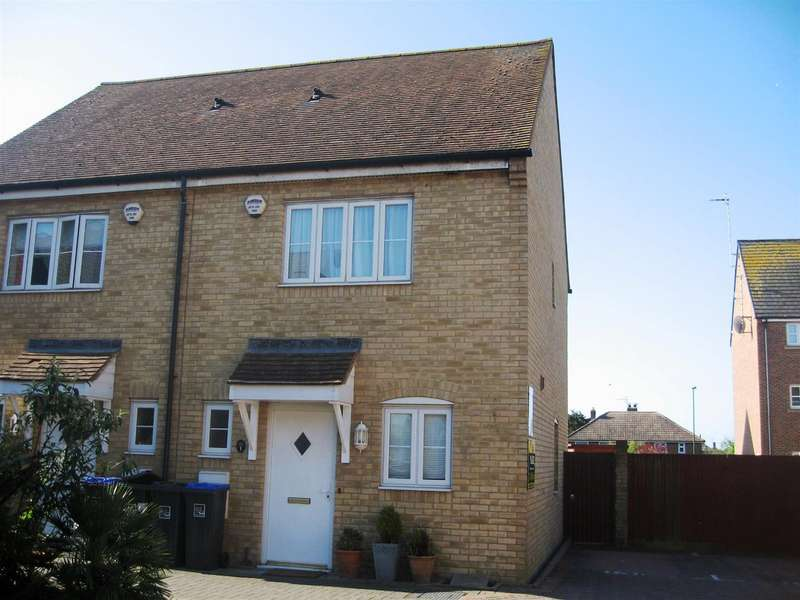 2 Bedrooms House for sale in Seaford Way, Shoreham-By-Sea