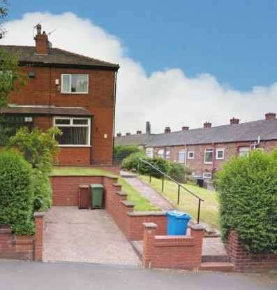 2 Bedrooms Property for sale in Chamber Road, Oldham, Lancashire, OL8 4DW