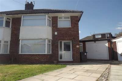 3 Bedrooms House for rent in Virginia Grove, L31 2NP