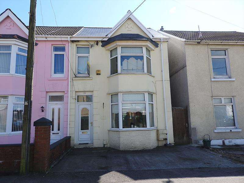 3 Bedrooms Semi Detached House for sale in Alexandra Road,Gorseinon,Swansea