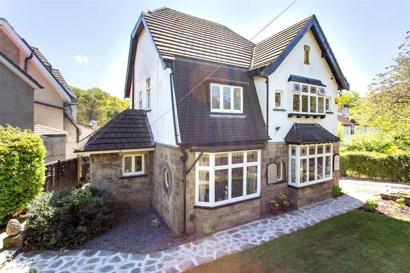 4 Bedrooms Detached House for sale in Oakwell Mount, Leeds, West Yorkshire, LS8