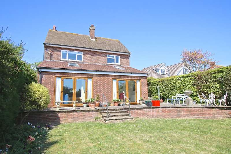 4 Bedrooms Detached House for sale in MOOR ROAD, SWANAGE