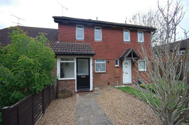2 Bedrooms Terraced House for sale in Coppice Way, Aylesbury, Buckinghamshire