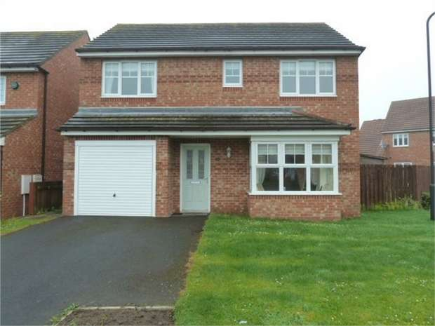 4 Bedrooms Detached House for sale in Stirling Close, Sunderland, Tyne and Wear