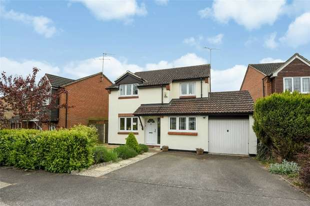 4 Bedrooms Detached House for sale in The Lilacs, WOKINGHAM, Berkshire