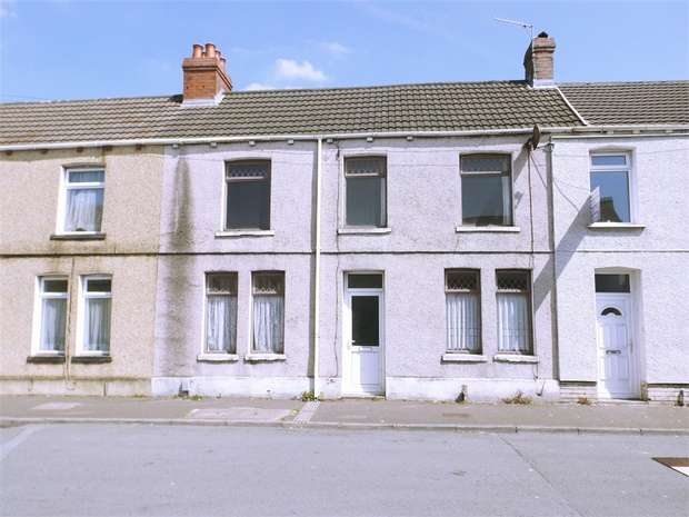 3 Bedrooms Terraced House for sale in Corporation Road, Aberavon, Port Talbot, West Glamorgan