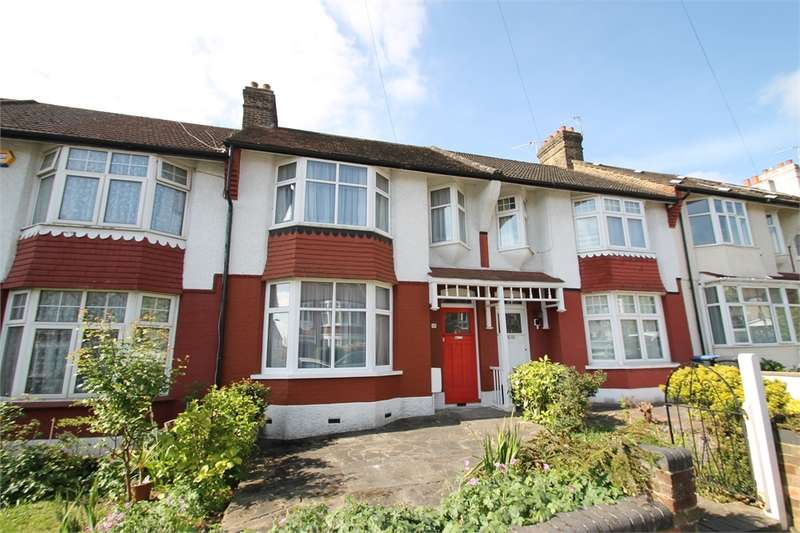 3 Bedrooms Terraced House for sale in Crestbrook Avenue, N13