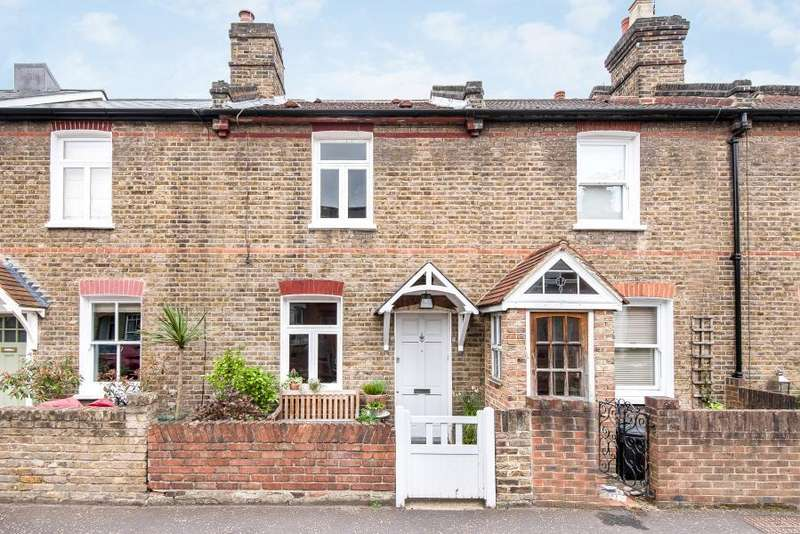 2 Bedrooms Terraced House for sale in Sherland Road, Twickenham, TW1
