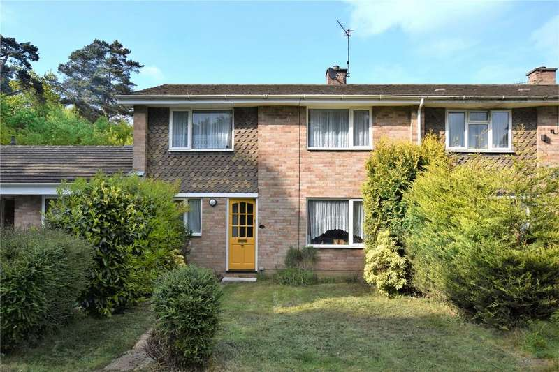 3 Bedrooms Terraced House for sale in College Piece, Mortimer, Reading, RG7