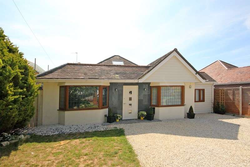5 Bedrooms Bungalow for sale in Branders Lane, Wick, Bournemouth
