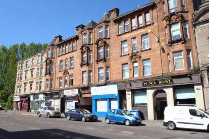 2 Bedrooms Flat for sale in 1524 Maryhill Road, Maryhill, Glasgow