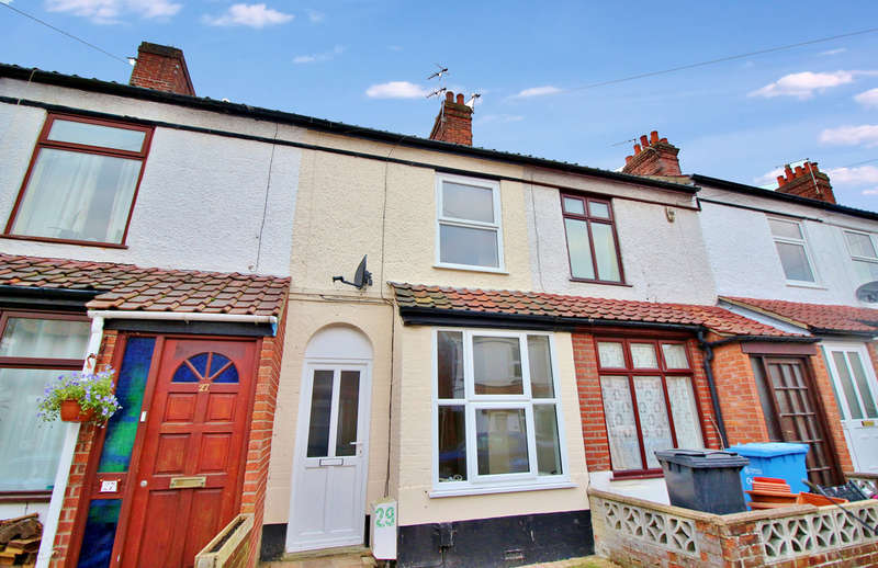 2 Bedrooms Terraced House for sale in Vincent Road, Norwich