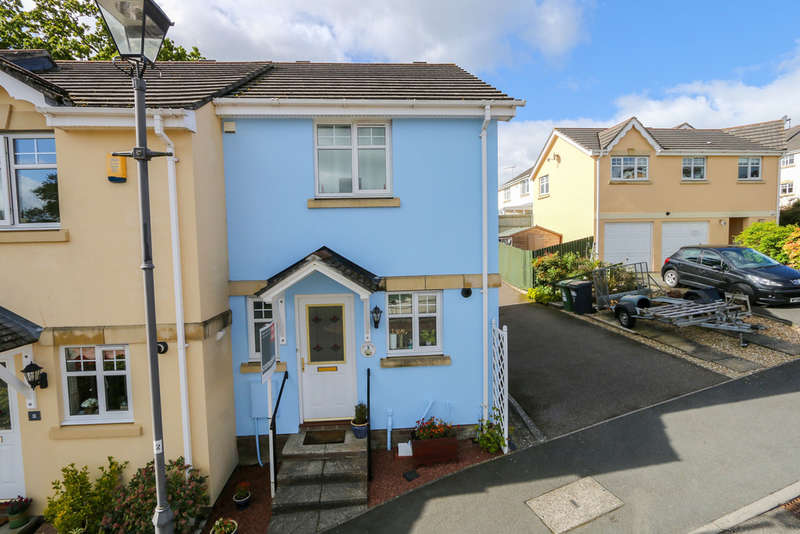 2 Bedrooms End Of Terrace House for sale in Chestnut Crescent, Chudleigh
