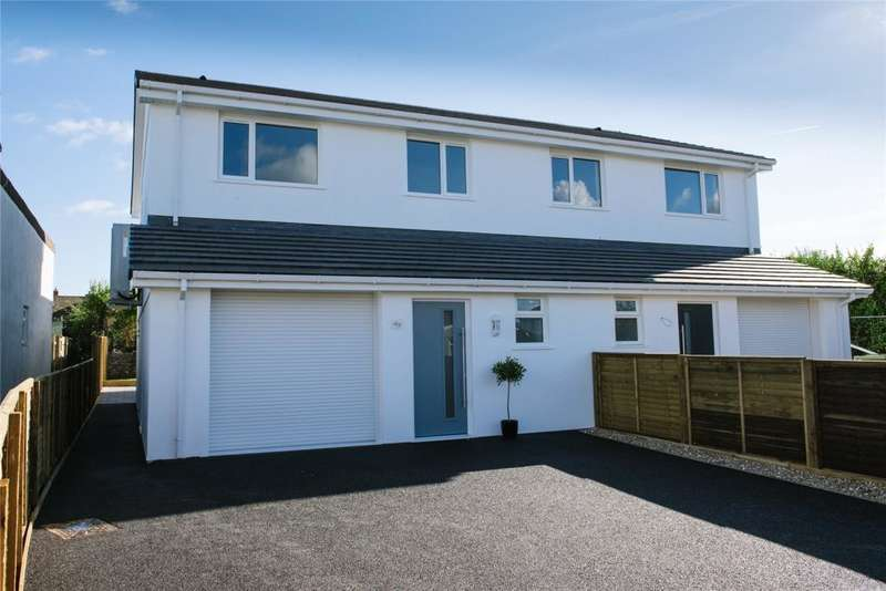 4 Bedrooms House for sale in Trevance Park, Tywardreath, Par