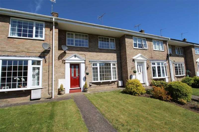 3 Bedrooms Terraced House for sale in Sycamore Crescent, Cranswick, East Yorkshire