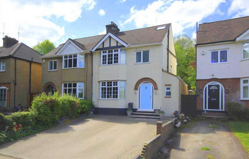 4 Bedrooms Semi Detached House for sale in EXTENDED 4 BED SEMI DETACHED IN Roughdown Avenue,Boxmoor