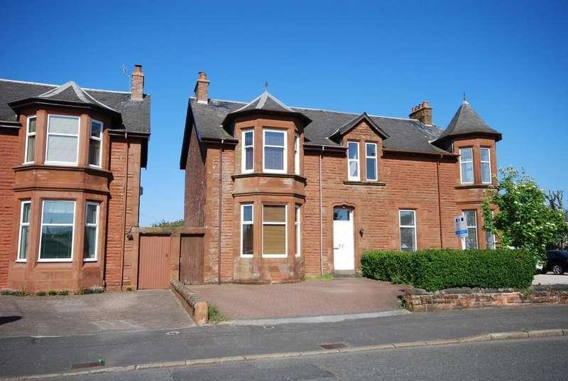 4 Bedrooms Semi-detached Villa House for sale in 59 Bentinck Drive, Troon, KA10 6HY