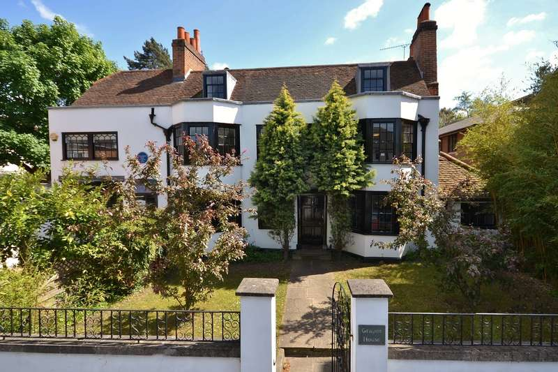 5 Bedrooms Semi Detached House for sale in Esher